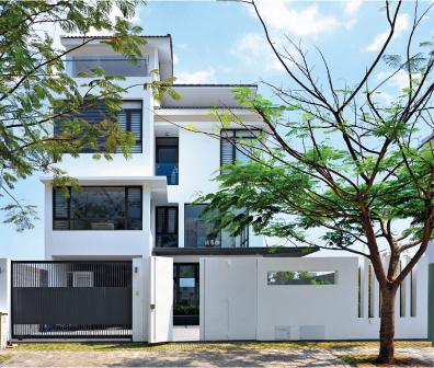 Mẫu nhà đẹp- đơn giản- hợp lý