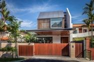 Ngôi nhà 'Far Sight House' với thiết kế hiện đại tại Singapore