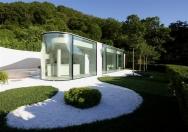 Kiến trúc biệt thự nhà kính độc đáo, sáng tạo nhất Thế Giới