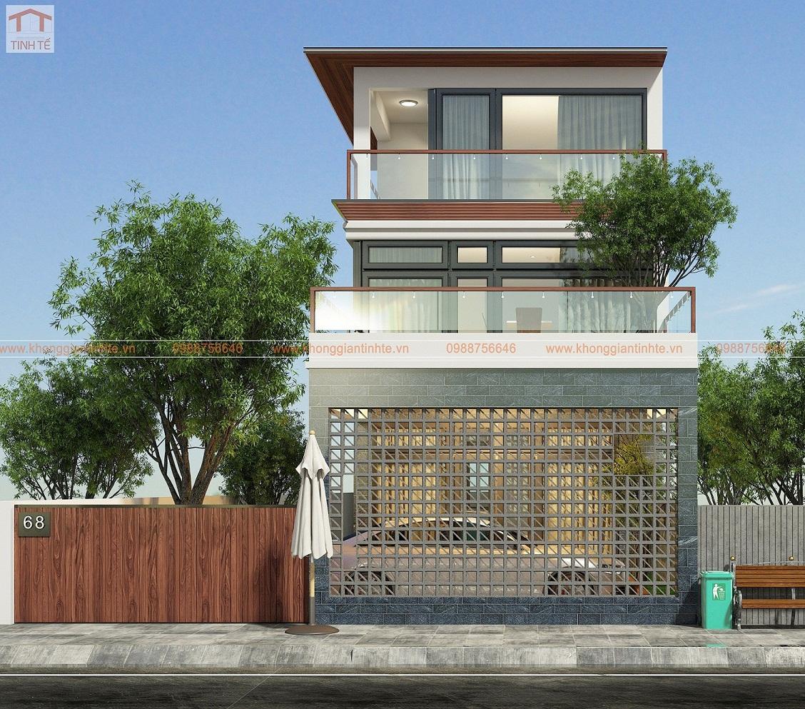 Nhà 6m x 12m x 3 tầng, Gia Lâm, HN