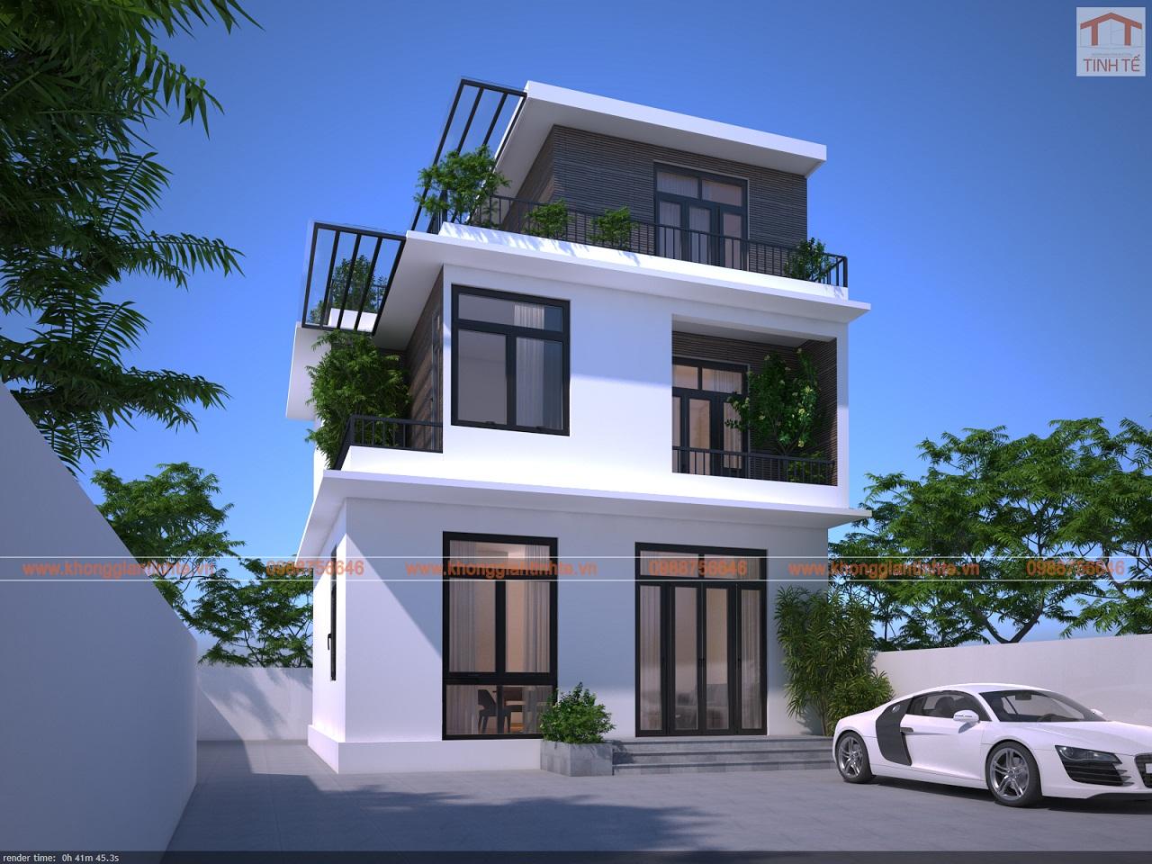 Nhà nhỏ 8m x 8m, Kiến An, Hải Phòng