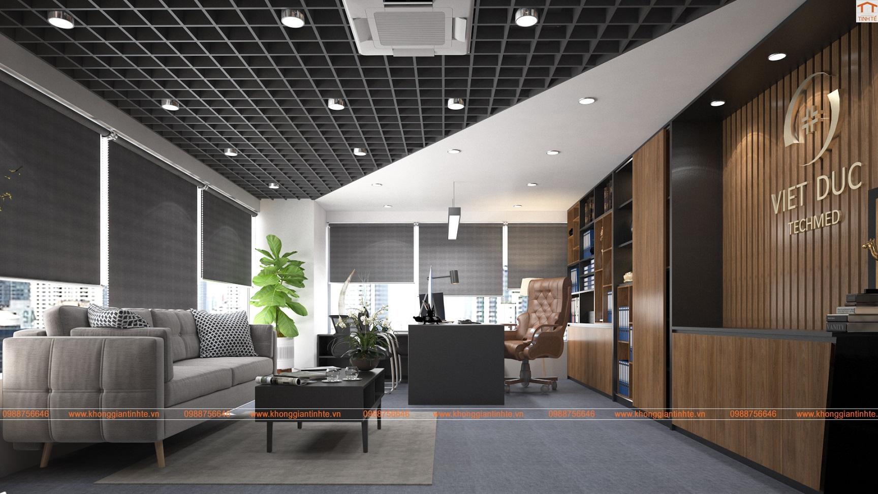 Văn phòng làm việc 180m2- Trung Hòa- HN