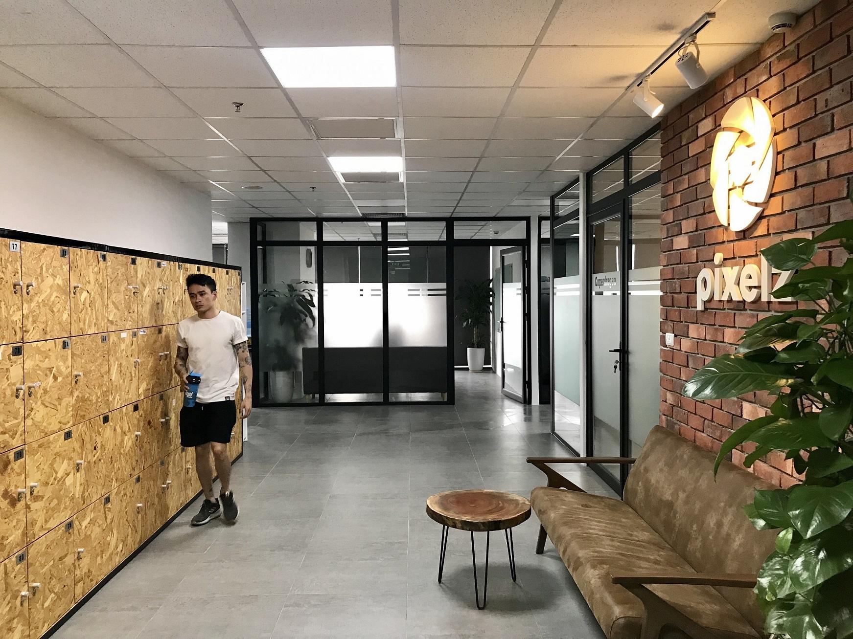 Văn phòng Pixelz 1000m2