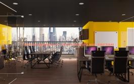 Thiết kế và  thi công văn phòng làm việc 90m2, Bond- Mai Anh Tuấn- HN
