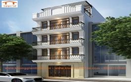 Nhà ở liền kề 38 m2 x 5 tầng, Cửa Bắc, Hà Nội