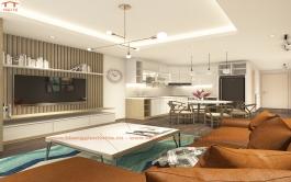 Căn hộ chung cư 82m2, 3 phòng ngủ, Linh Đàm, HN