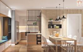 Căn hộ chung cư 110m2, 3 phòng ngủ, **16, Park 5, Timescity, HN