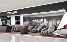 Thiết kế nội thất Showroom cao cấp Taisodo