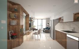 Căn hộ 3 phòng Ngủ ấn tượng tại Vinhomes Ocean Park