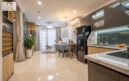 Căn hộ 1 phòng ngủ, 43m2 cho gia đình trẻ- Vinhomes Ocean Park