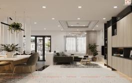 Cải tạo nội thất nhà liền kề